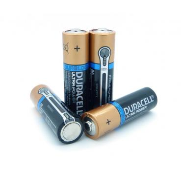 100 x Duracell Ultra Power AA Mignon