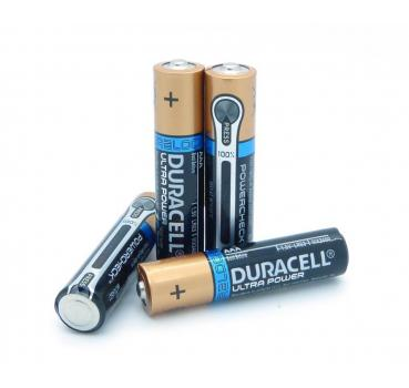 20 x Duracell Ultra Power AAA Micro